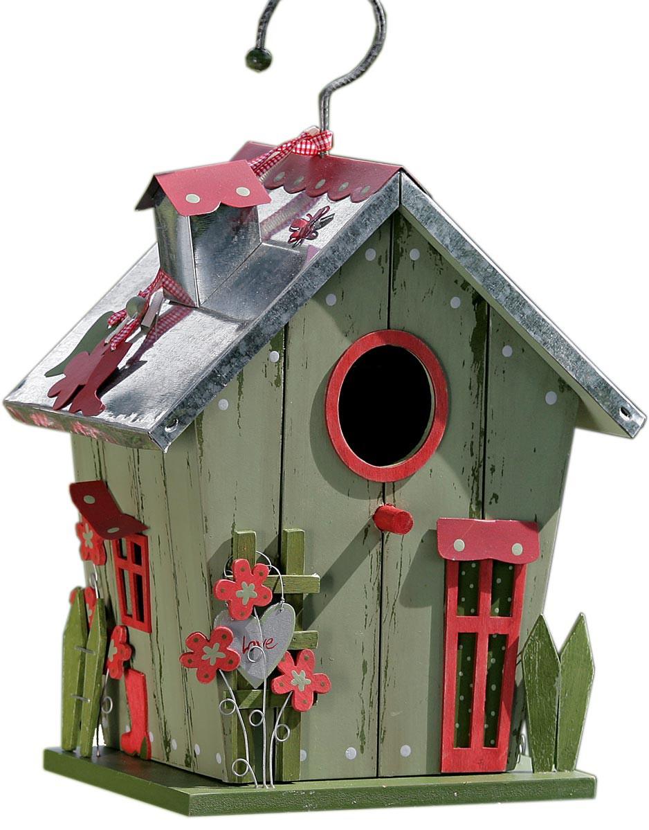 vogelhaus aus holz anleitung. Black Bedroom Furniture Sets. Home Design Ideas