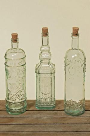 flaschenhalter bottles f r 3 flaschen aus metall wand. Black Bedroom Furniture Sets. Home Design Ideas