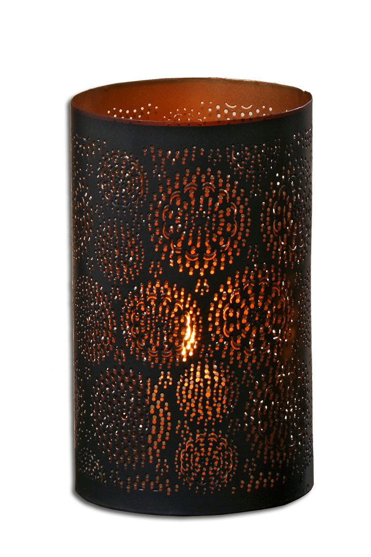 orientalisches windlicht casa flower landhaus f r. Black Bedroom Furniture Sets. Home Design Ideas