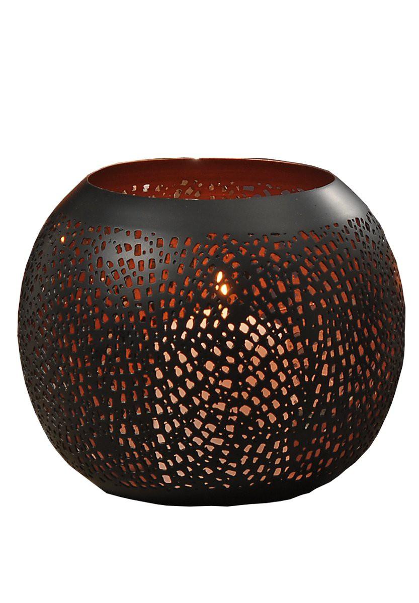 orientalisches Windlicht Casa Landhaus für Teelichter und Kerzen