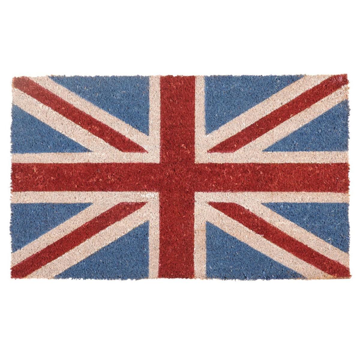 kokosfu matte englische flagge fussmatte england clayre eef. Black Bedroom Furniture Sets. Home Design Ideas