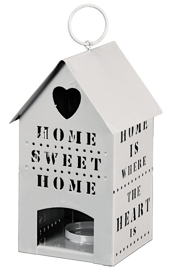 Lichthaus Home Sweet Home Laterne F R Teelichter Shabby