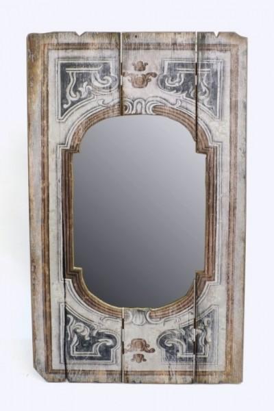 gro er spiegel im vintage look xl