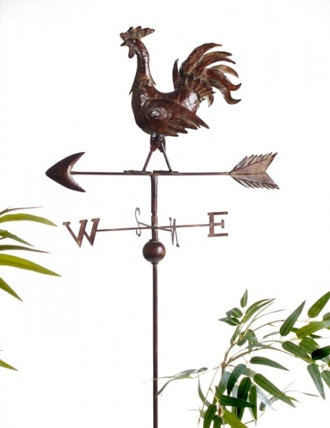 windrad wetterhahn wetterfahne metall antik windspiel. Black Bedroom Furniture Sets. Home Design Ideas